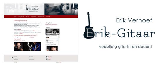 Erik Verhoef, veelzijdig gitarist en docent