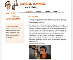 website ChristelSchimmel.nl