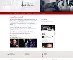site Erik-Gitaar