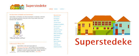 Superstedeke
